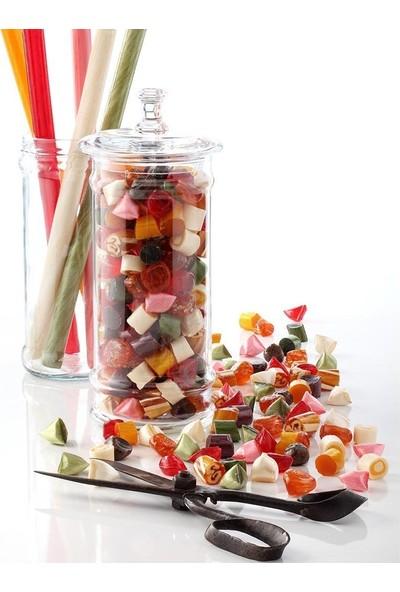 Şekerci Cafer Erol Kilitli Paket Karışık Akide Şekeri 500 gr