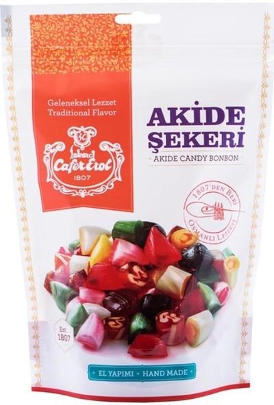 Şekerci Cafer Erol Kilitli Paket Karışık Akide Şekeri 1 kg