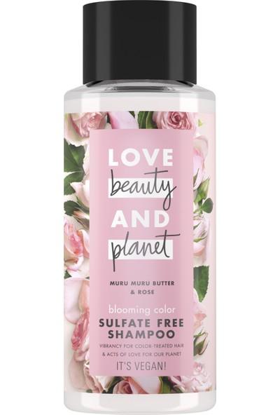 Love Beauty and Planet MuruMuru Yağı ve Gül Özlü Şampuan 400 ml