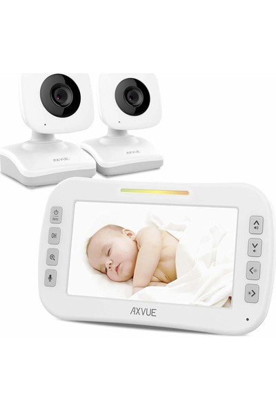 Axvue E612 Video Baby Monitor