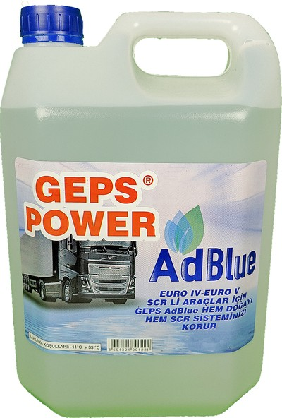 Geps Power Adblue 5 lt