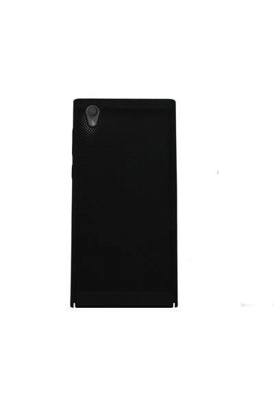 Markaavm Sony Xperia L1 Rubber Kılıf Siyah