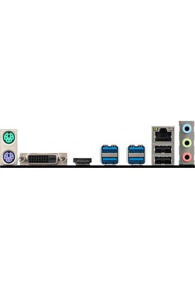 MSI B450M-A Pro Max AMD B450 3200MHz DDR4 mATX Anakart