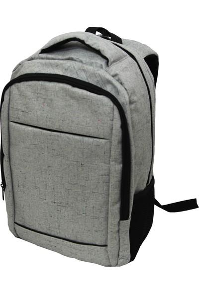 Beutel Backpack BP-AG2040 Açık Gri Spor Sırt Çantası