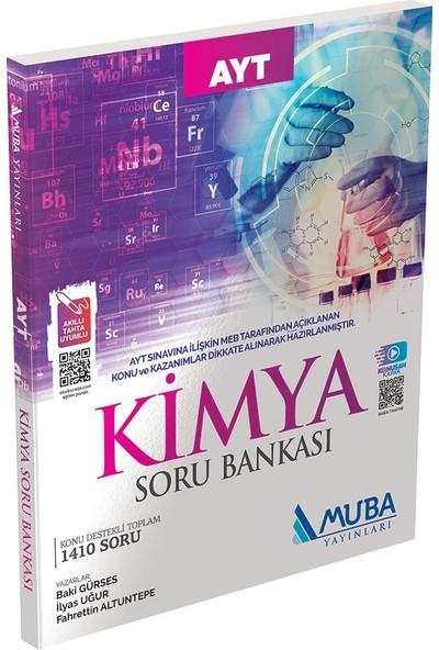 Muba Yayınları Ayt - Iı. Oturum Kimya Soru Bankası