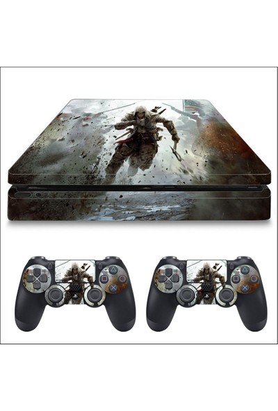 Art Point PS4 Slim Assassin Creed Kaplama Skin Cover Sticker