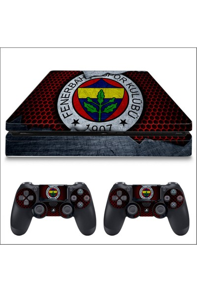 Art Point PS4 Slim Fenerbahçe Kaplama Skin Cover Sticker