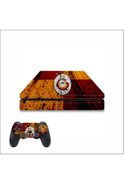 Art Point PS4 Slim Galatasaray Kaplama Skin Cover Sticker