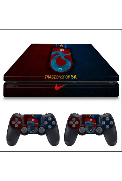 Art Point PS4 Slim Trabzonspor Kaplama Skin Cover Sticker