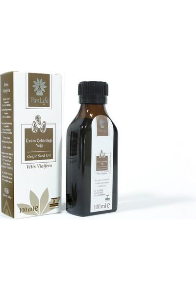 Panlife Üzüm Çekirdeği Yağı 100 ml