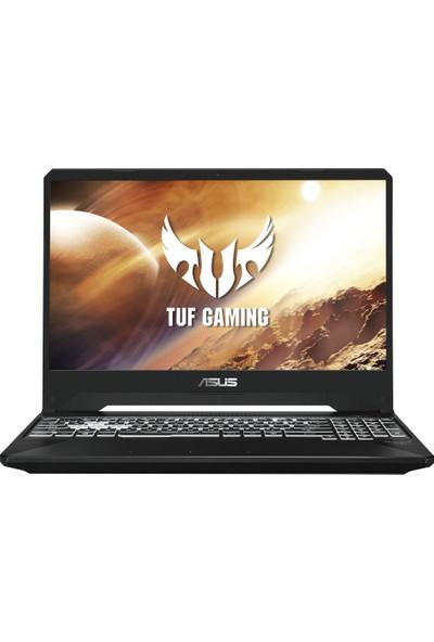 """Asus FX505DT-BQ190 AMD Ryzen 5 3550H 8GB 1TB + 256GB SSD GTX1650 Freedos 15.6"""" FHD Taşınabilir Bilgisayar"""