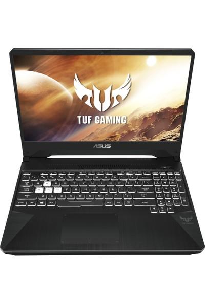 """Asus FX505DT-BQ045 AMD Ryzen 7 3750H 16GB 512GB SSD GTX1650 Freedos 15.6"""" FHD Taşınabilir Bilgisayar"""