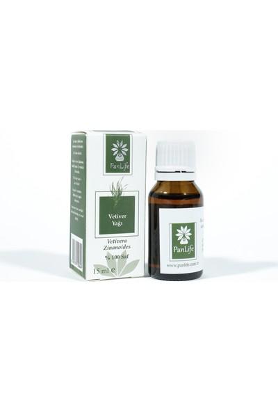 Panlife Vetiver Yağı 15 ml