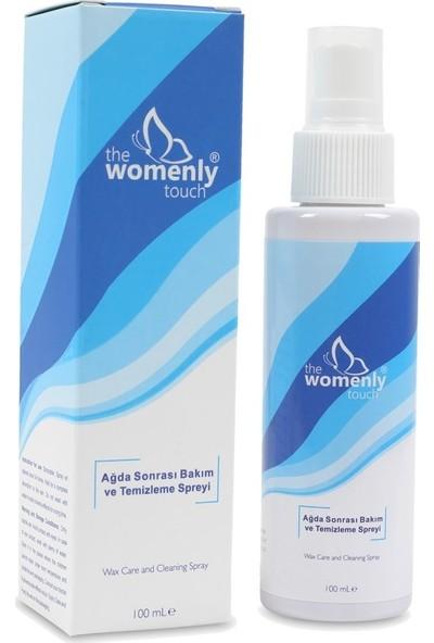 The Womenly Touch Ağda Sonrası Bakım ve Temizleme Spreyi 100ml