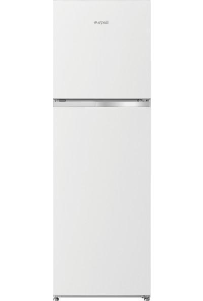 Arçelik 554271 MB A++ Çift Kapılı No Frost Buzdolabı