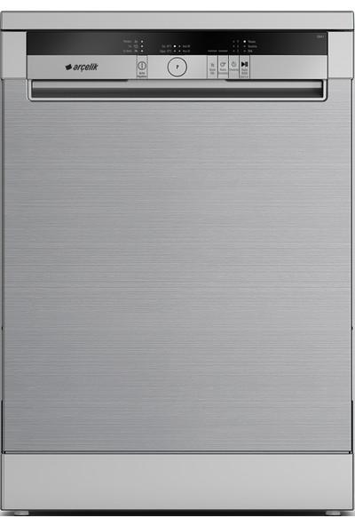 Arçelik 6344 I A++ 4 Programlı Inox Bulaşık Makinesi