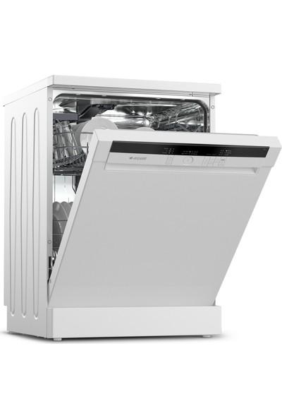 Arçelik 6344 A++ 4 Programlı Beyaz Bulaşık Makinesi