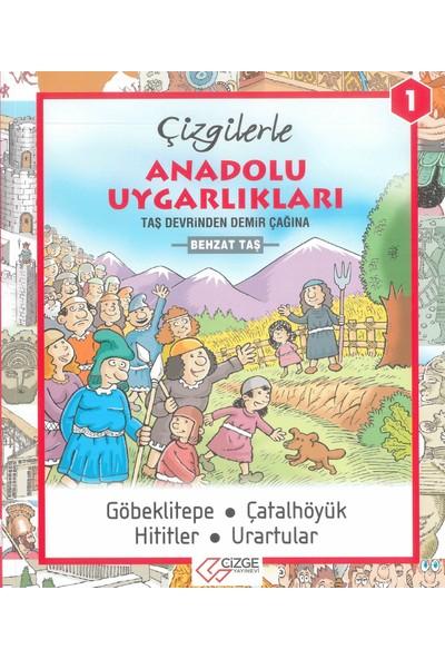 Anadolu Uygarlıkları-Taş Devrinden Demir Çağına
