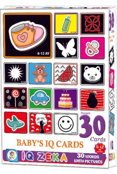 Laço Bebekler İçin Zeka Geliştirici Hafıza Kartları