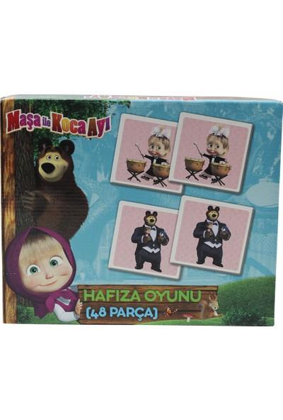 Laço Kids Maşa ile Koca Ayı Hafıza Oyunu 48 Parça
