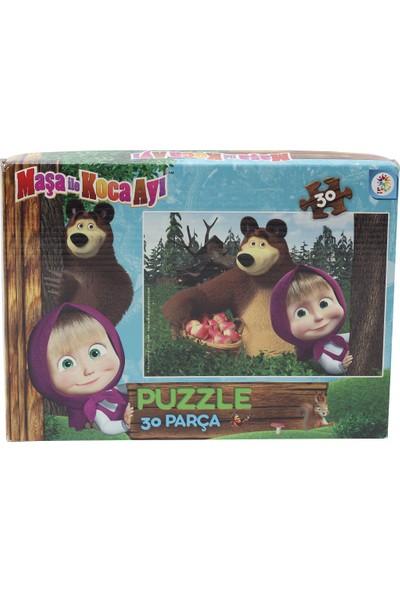 Laço Kids Maşa ile Koca Ayı Puzzle 30 Parça