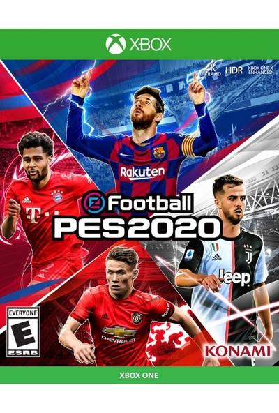 Pes 2020 Xbox One Oyun