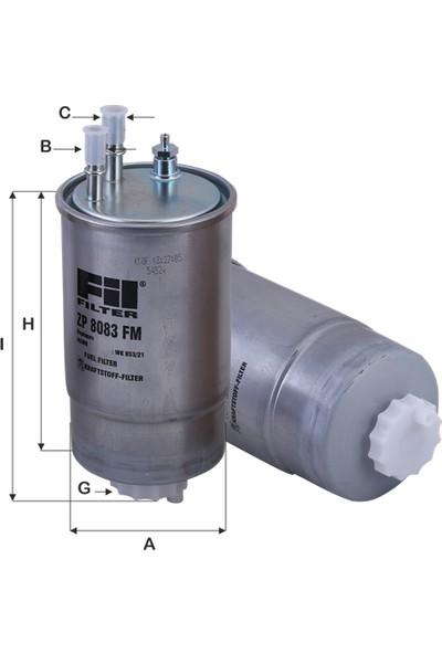 Fil Filter Fiat-Ducato-2-0Mjtd-2-3Mjtd-3-0Mjtd-Yakıt-Mazot-Filtresi-1371439080-77366565-77367412