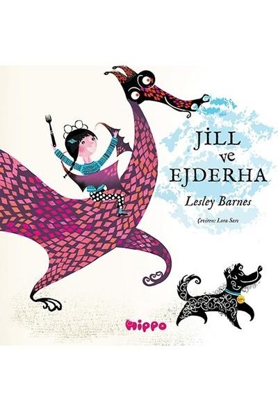 Jill Ve Ejderha - Lesley Barnes