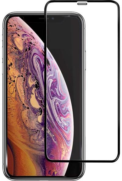 Mobilestore Apple iPhone X/XS Ekran Koruyucu - Siyah