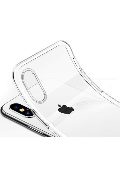 Mobilestore Apple iPhone X/XS Slim Fit Kılıf