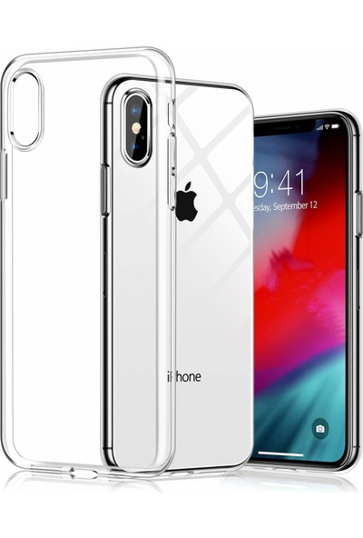 Mobilestore Apple iPhone XS Max Slim Fit Kılıf