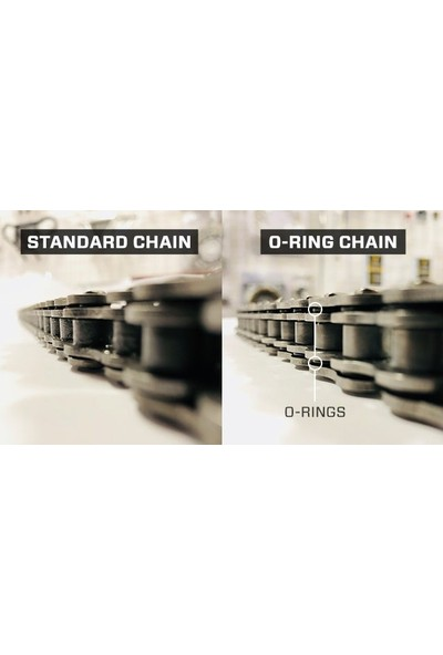 DID Honda 750 Integra Dct 14-15Model 520 114 Bakla O-Ring Dıd Zincir