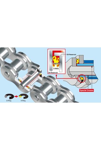 DID Versys 650 06-15 Yıııarı 520 114 Bakla Gold X-Ring Dıd Zincir