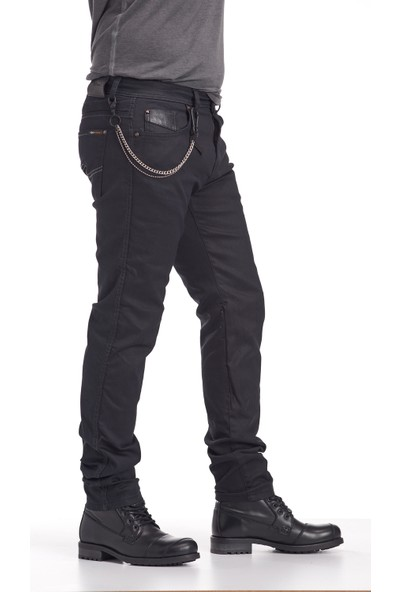 Nyks NY01Black Kaplamalı Motorsiklet Pantolonu 32/33