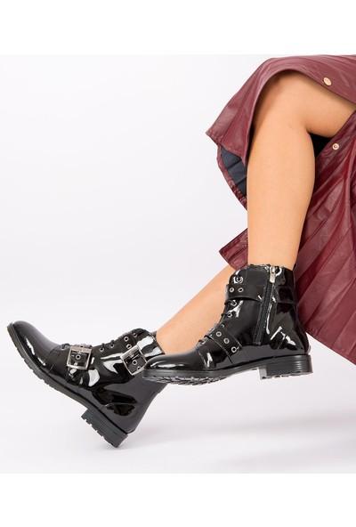 Fox Shoes Siyah Kadın Bot G288049908