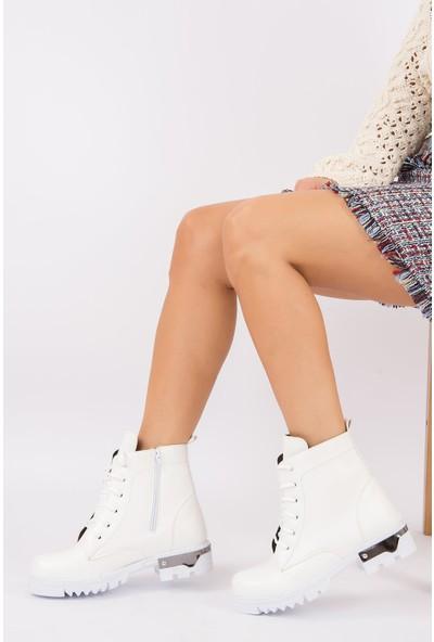 Fox Shoes Beyaz Kadın Bot G328784009