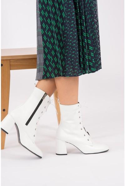 Fox Shoes Beyaz Kadın Bot G922421509