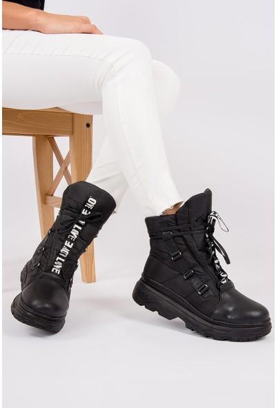 Fox Shoes Siyah Kadın Bot G386202004