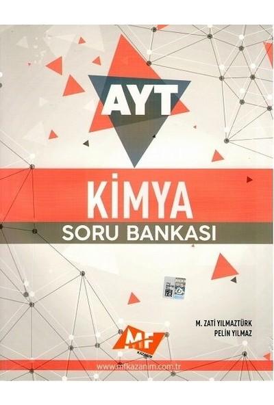 Mf Kazanım Yayınları Ayt Kimya Soru Bankası - M. Zati Yılmaztürk