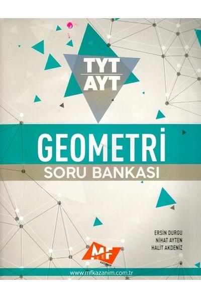 Mf Kazanım Yayınları Tyt Ayt Geometri Soru Bankası - Ersin Durgu
