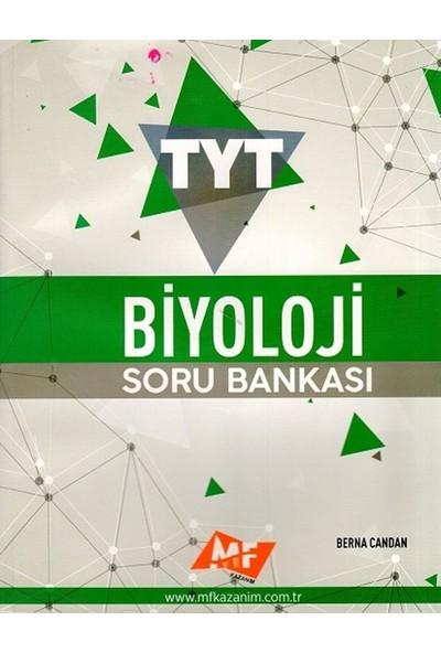 Mf Kazanım Yayınları Tyt Biyoloji Soru Bankası - Berna Candan