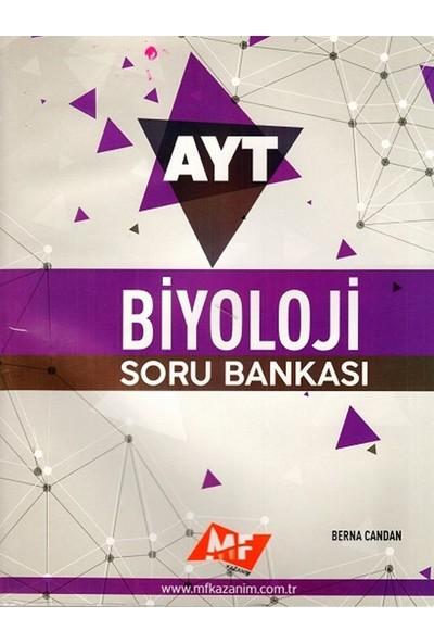 Mf Kazanım Yayınları Ayt Biyoloji Soru Bankası - Berna Candan