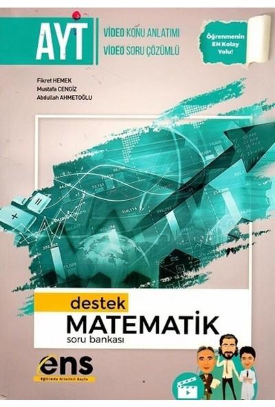 Ens Yayıncılık Ayt Matematik Destek Soru Bankası - Fikret Hemek