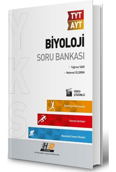 Hız Ve Renk Yayınları Tyt Ayt Biyoloji Soru Bankası - Mehmet Yıldırım