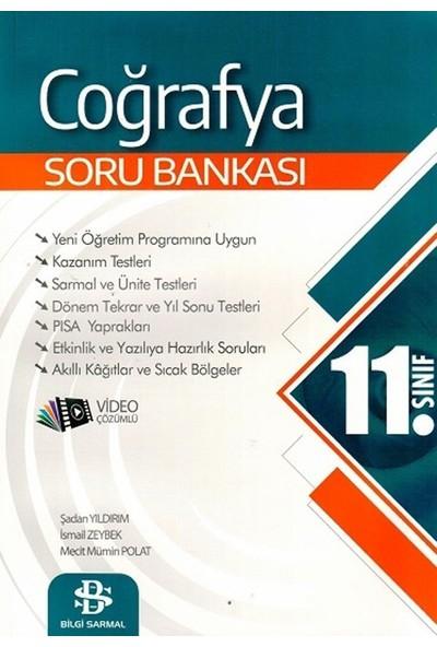 Bilgi Sarmal Yayınları 11. Sınıf Coğrafya Soru Bankası - İsmail Zeybek