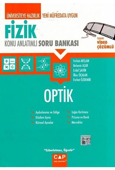 Çap Yayınları Fizik Optik Konu Anlatımlı Soru Bankası - Balamir Açar