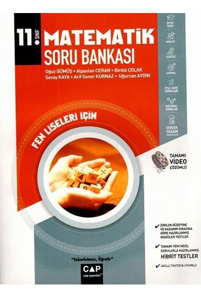Çap Yayınları 11. Sınıf Matematik Fen Lisesi Soru Bankası - Alpaslan Ceran