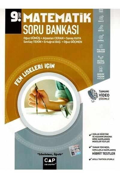 Çap Yayınları 9. Sınıf Fen Lisesi Matematik Soru Bankası - Alpaslan Ceran