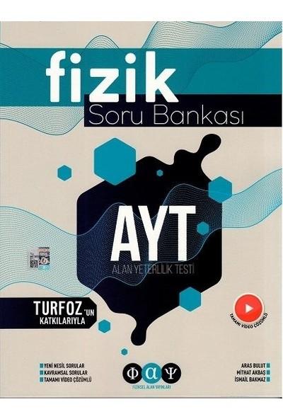 Fiziksel Alan Yayınları Ayt Fizik Soru Bankası - Aras Bulut