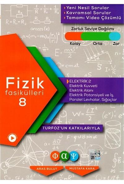 Fiziksel Alan Yayınları Fizik Fasikülleri 8 Elektrik 2 - Aras Bulut